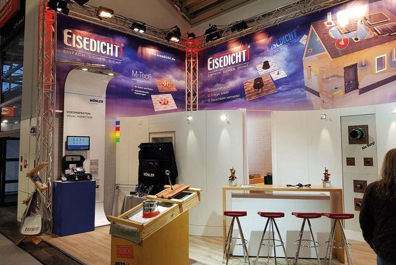 Bau Messe In Munchen Wohler Technik Gmbh