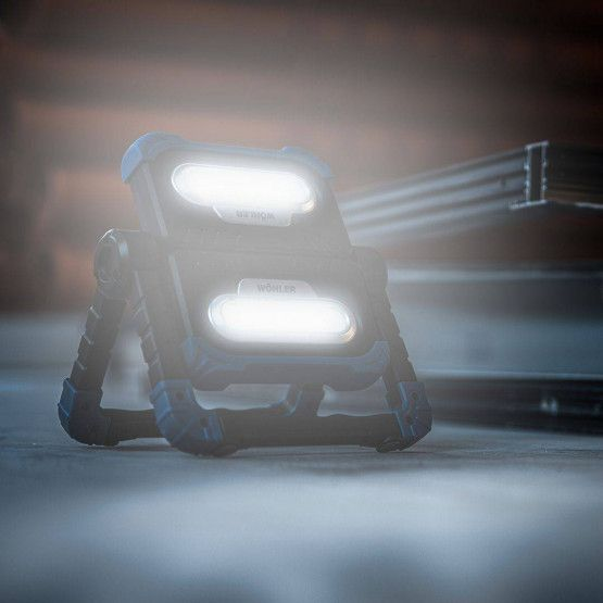 Wöhler Baustellenlampe