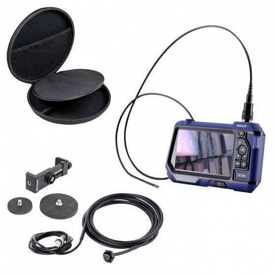 Wöhler VE 400 HD-Video-Endoskop