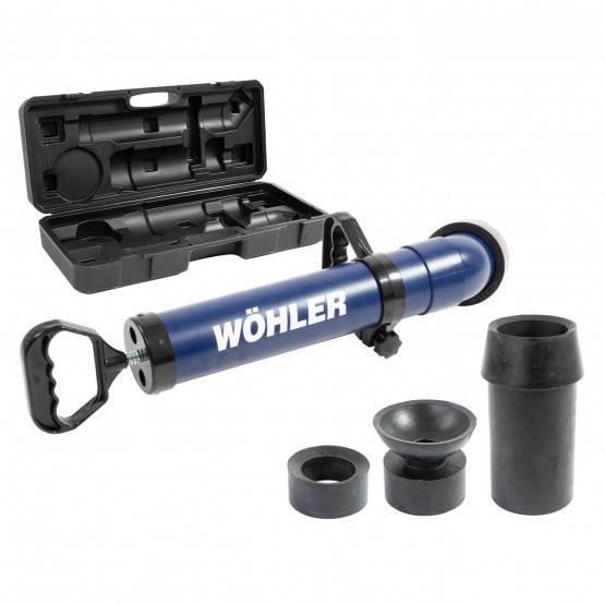 Wöhler PU 100 Rohrreinigungspumpe