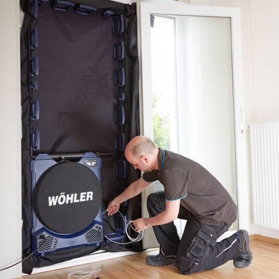 Wöhler BC 600 Blower Check Komplettset