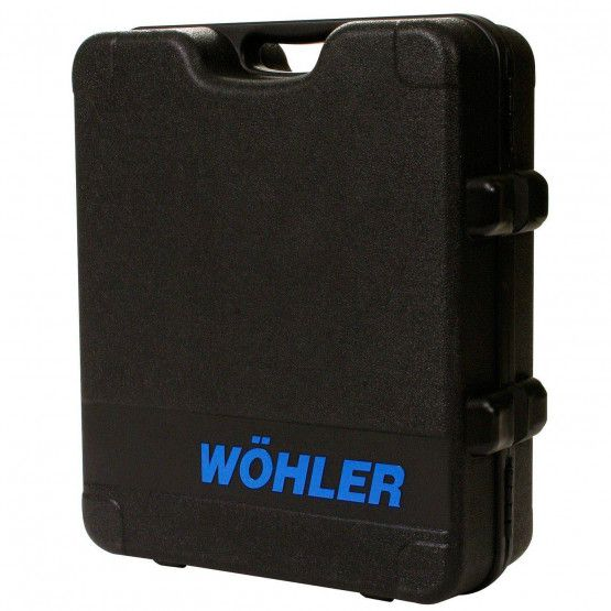 Kunststoffkoffer MAXI Wöhler A 400