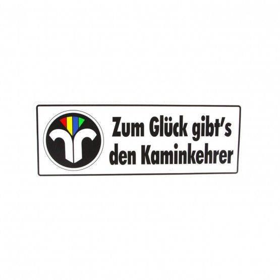 ZIV-Wappen Aufkleber 50 x 18 cm