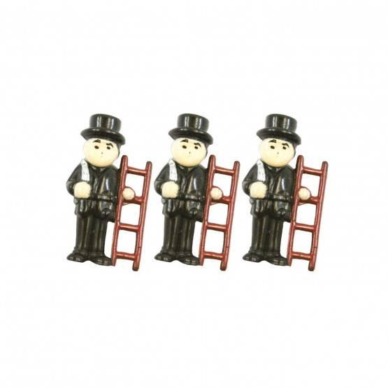 Mini-Schornsteinfegerfiguren