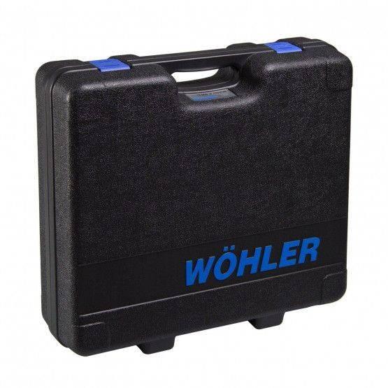Kunststoffkoffer MIDI Wöhler A 400 L