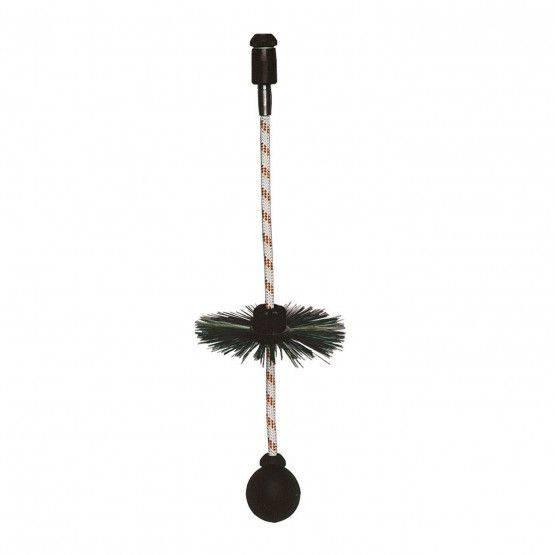 Wechselschlagapparat mit Seil