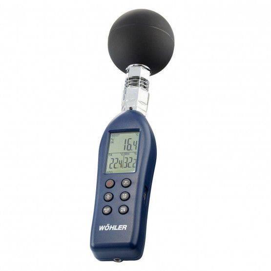 Wöhler GT 300 Globe Thermometer