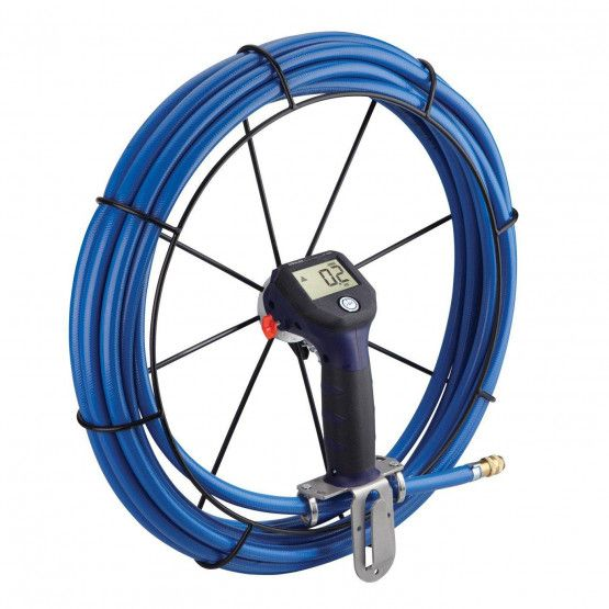 Wöhler DH 420 Druckluft / Wasser Haspel