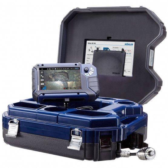 Wöhler VIS 700 HD-Videoinspektionssystem