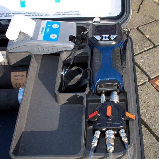 Wöhler DC 420 Druckmessgerät Abwasser