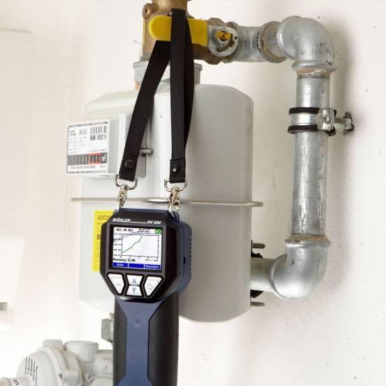 Prüfungen an Gasleitungen gemäß TRGI