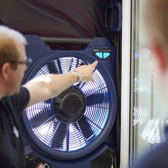 FLiB anerkannter Lehrgang zum Prüfer der Gebäude-Luftdichtheit