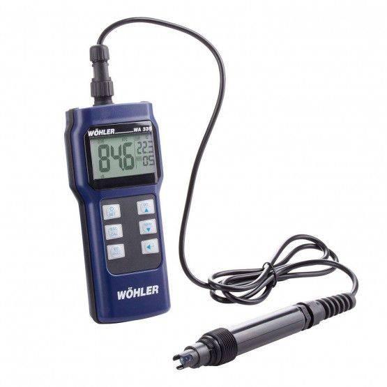 Wöhler WA 335 Wasseranalysegerät