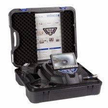 Wöhler VIS 200 / 250 Inspection vidéo