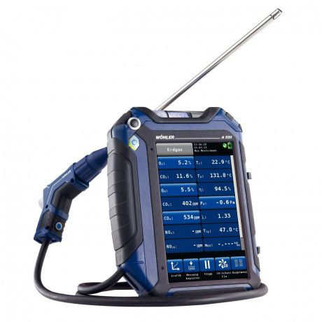 Flue Gas Analyzer
