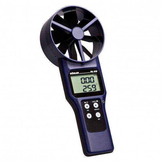 Wöhler FA 4xx Termoanemometro