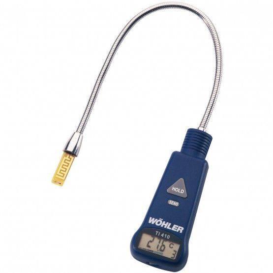 Wöhler TI 410 indicatore rigurgito