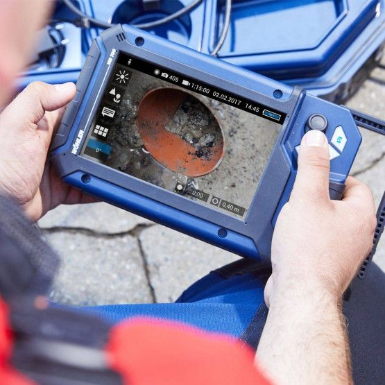 Wöhler VIS 700 HD sistema di videoispezione