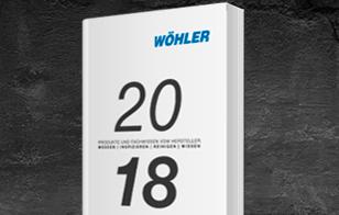 Der Wöhler Katalog 2018 ist da!