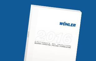 Il nostro catalogo 2016